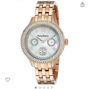 Tommy Bahama Waikiki Dream Rose Gold Watch